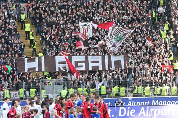 Hi again, zweite Liga