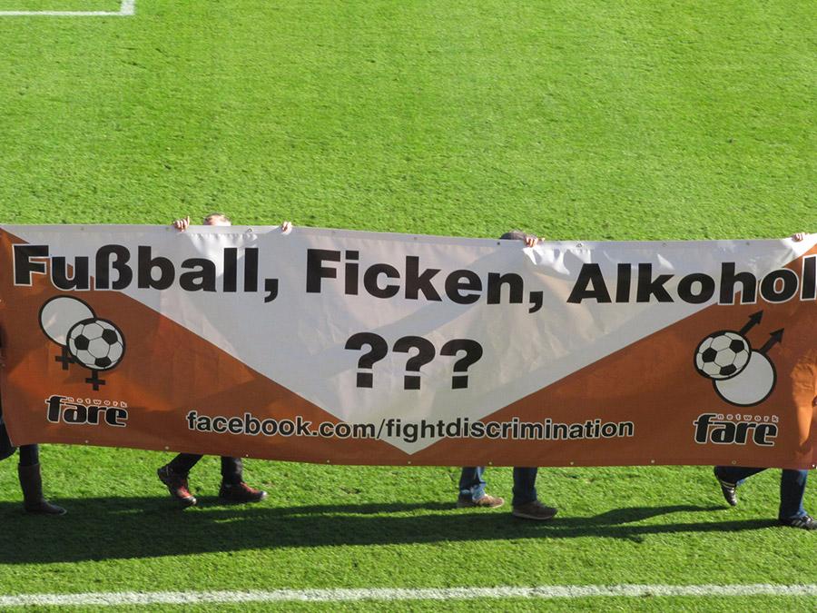Fußball, Ficken, Alkohol???